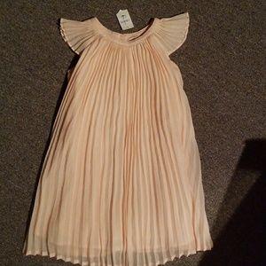Baby Gap Pink Pleated Dress